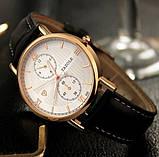 Мужские часы наручные Yazole, фото 4