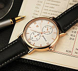 Мужские часы наручные Yazole, фото 7