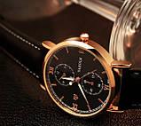 Мужские часы наручные Yazole, фото 8