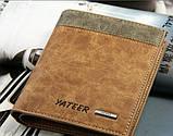 Портмоне кошелек мужской Yateer, фото 4