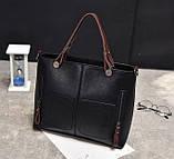 Большая женская сумка, фото 3