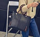Большая женская сумка, фото 5
