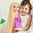 Кукла Рапунцель Дисней принцесса аниматоры 2020 Disney Animators Collection Rapunzel, фото 5