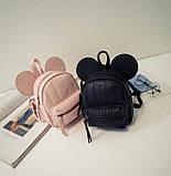 Рюкзачок детский Микки с ушками, фото 2