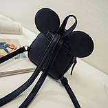 Рюкзачок детский Микки с ушками, фото 7