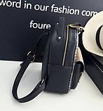 Женский рюкзак кожа ПУ, фото 4
