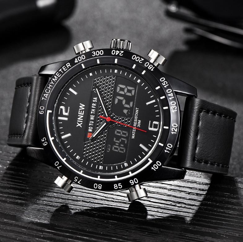 Чоловічі наручні годинники армійські