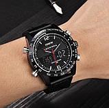 Чоловічі наручні годинники армійські, фото 4