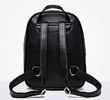 Модний жіночий рюкзак міський, фото 5