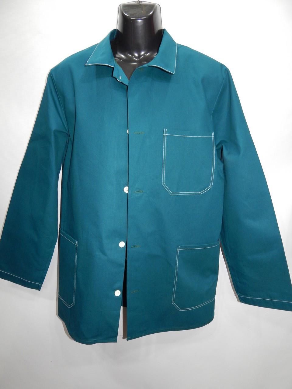 Куртка пиджак мужская рабочая демисезонная Tradetex р.52 026МРК