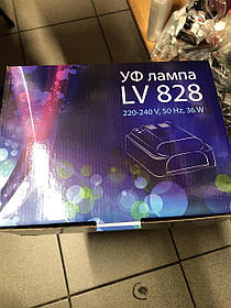 УФ лампа LeVole LV 828 36 Вт (індукційна)