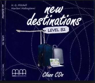 New Destinations Level B2 Class CDs (2)