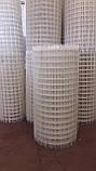 Композитная строительная сетка Polyarm 100х100 мм, диаметр сетки 3 мм (сертификат), фото 3