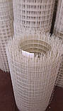 Композитная строительная сетка Polyarm 100х100 мм, диаметр сетки 3 мм (сертификат), фото 4