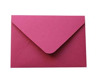 Конверты 175x125 мм из матовой дизайнерской бумаги