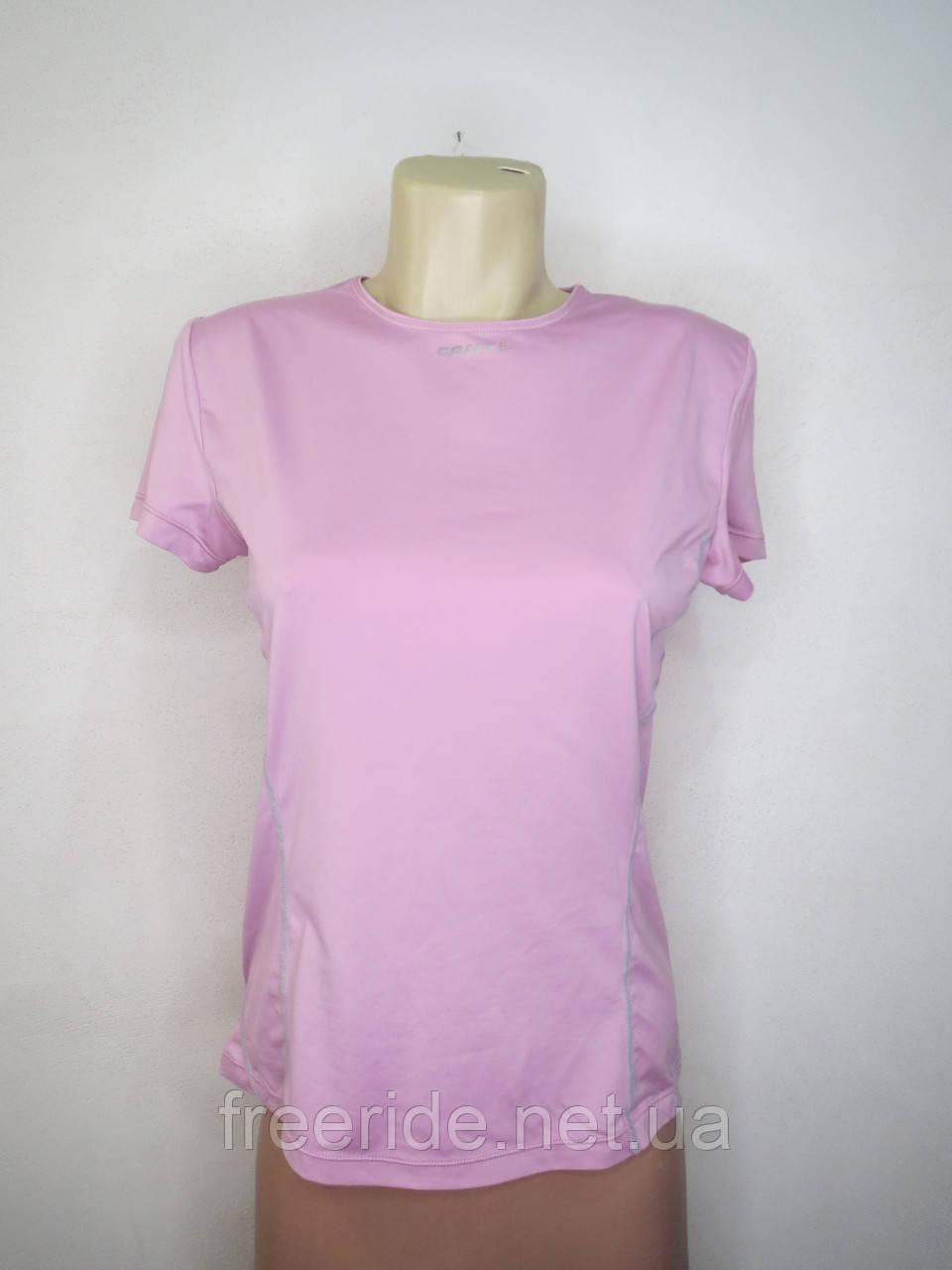Фирменная женская футболка CRAFT (L)