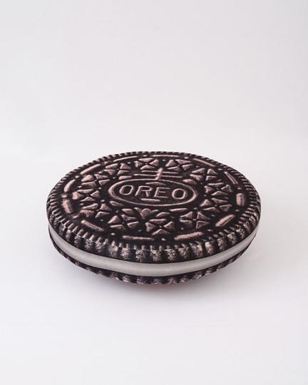 3D Подушка-игрушка печенье Орео. Подушка антистресс декоративная. Детская подушка Oreo