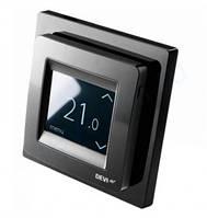 DEVIregТМ Touch Black сенсорный терморегулятор