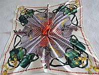 Платок Hermes шёлк 100%, фото 1