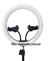 Кольцевая лампа со штативом для селфи Ring Supplementary 26 см