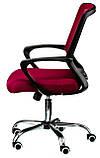 Офісне крісло Special4You Marin Red, фото 3