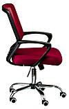 Офісне крісло Special4You Marin Red, фото 5