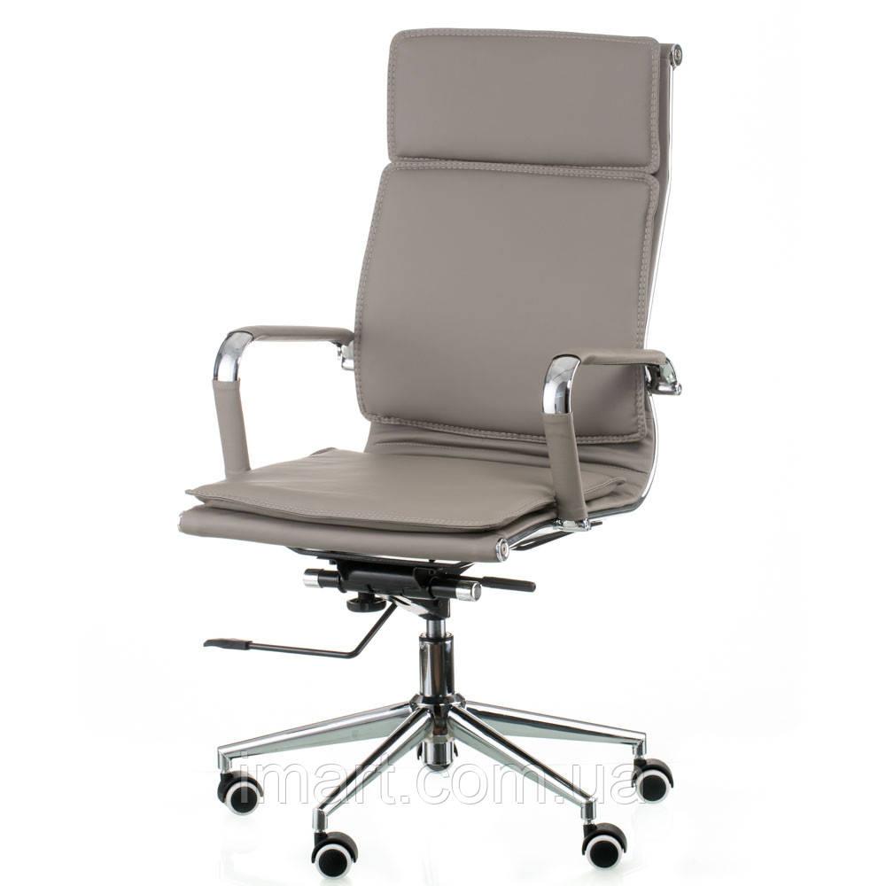 Офисное кресло Special4You Solano 4 artleather grey