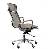 Офисное кресло Special4You Solano 4 artleather grey, фото 4