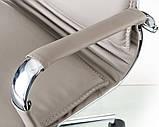 Офисное кресло Special4You Solano 4 artleather grey, фото 5