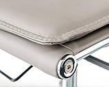 Офисное кресло Special4You Solano 4 artleather grey, фото 6