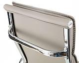 Офисное кресло Special4You Solano 4 artleather grey, фото 8