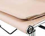 Офисное кресло Special4You Solano 4 artleather beige, фото 6