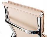 Офисное кресло Special4You Solano 4 artleather beige, фото 8
