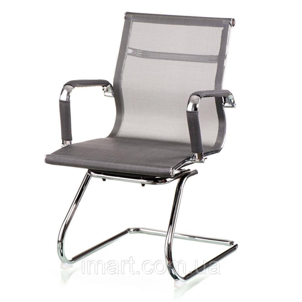 Офисное кресло Special4You Solano office mesh grey