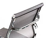 Офисное кресло Special4You Solano office mesh grey, фото 6