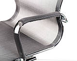 Офисное кресло Special4You Solano office mesh grey, фото 7