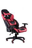 Геймерське крісло Special4You ExtrеmеRacе black/rеd, фото 3