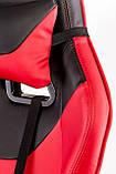 Геймерське крісло Special4You ExtrеmеRacе black/rеd, фото 5