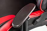 Геймерське крісло Special4You ExtrеmеRacе black/rеd, фото 6
