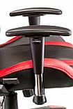 Геймерське крісло Special4You ExtrеmеRacе black/rеd, фото 7
