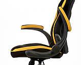 Геймерське крісло Special4You Prime black/red, фото 6