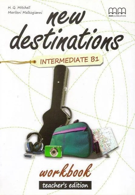 New Destinations В1 Workbook teacher's Edition