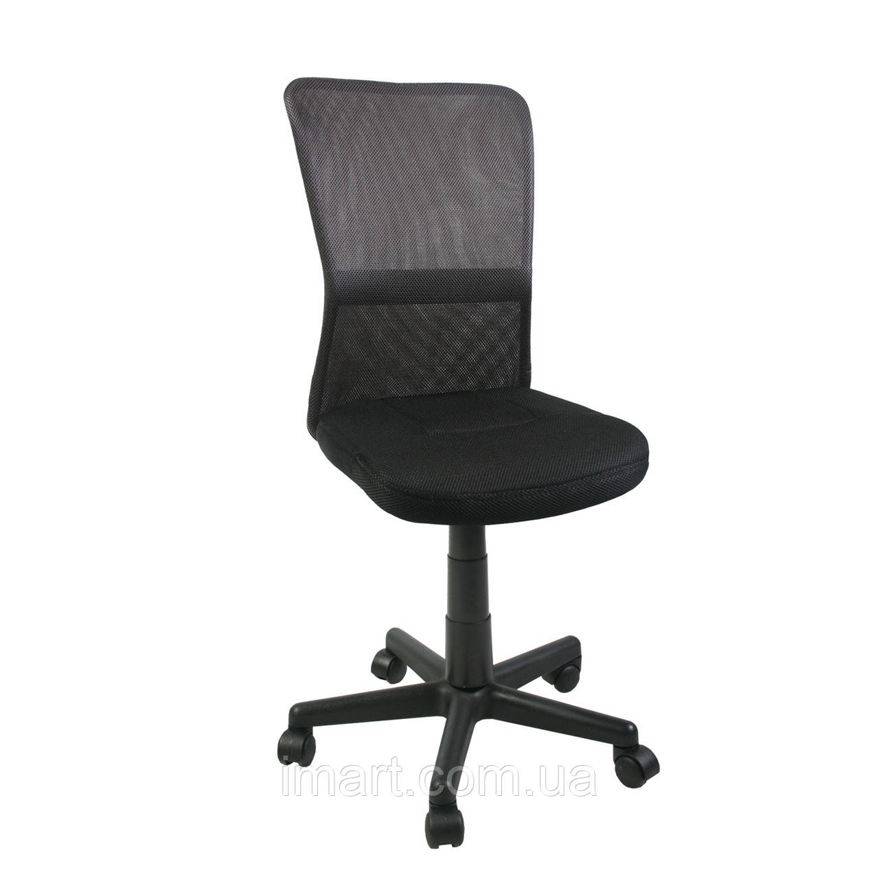 Дитяче комп'ютерне крісло Offce4You BELICE, Black/Grey