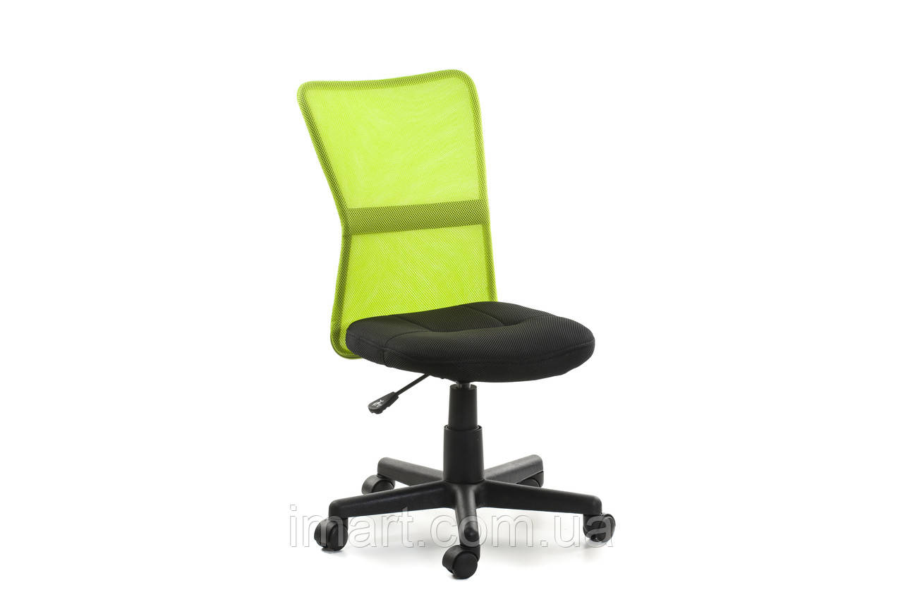 Дитяче комп'ютерне крісло Offce4You BELICE, Black/Green