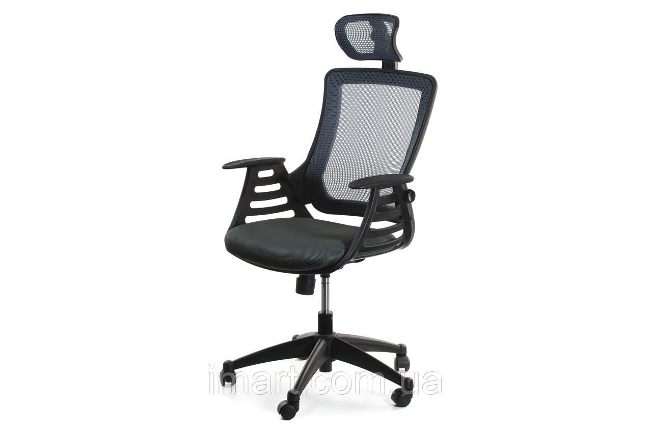Офісне крісло Offce4You MERANO headrest, Grey