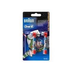 Зубная электрощетка BRAUN ORAL_B насадка к детской EB10 2шт