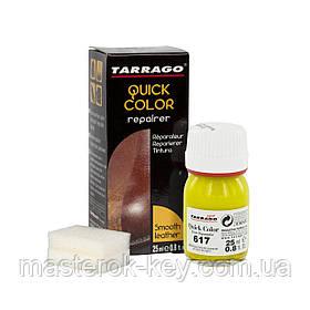 Краситель для гладкой кожи Tarrago Quick Color 25 мл цвет сера (617)