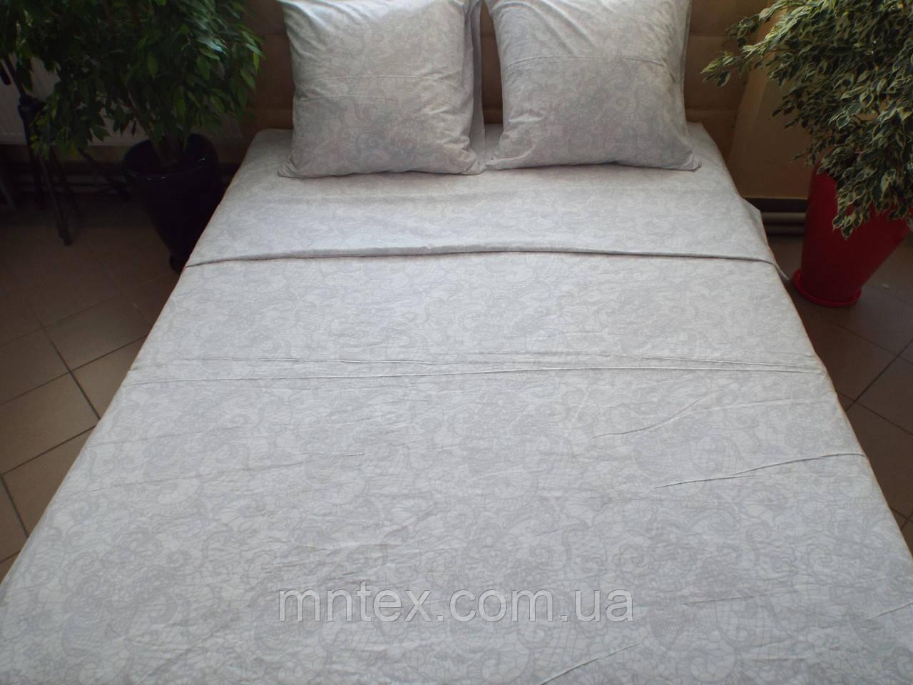 Комплект постельного белья поплин Аистократка