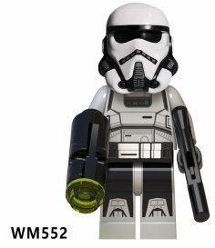 Фигурка Штурмовика Клона Звёздные войны Star Wars Аналог лего