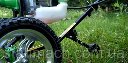 Колесный бензиновый тример Zipper ZI-MOS125, фото 3